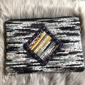 Handbags - Candace Multicolored Clutch